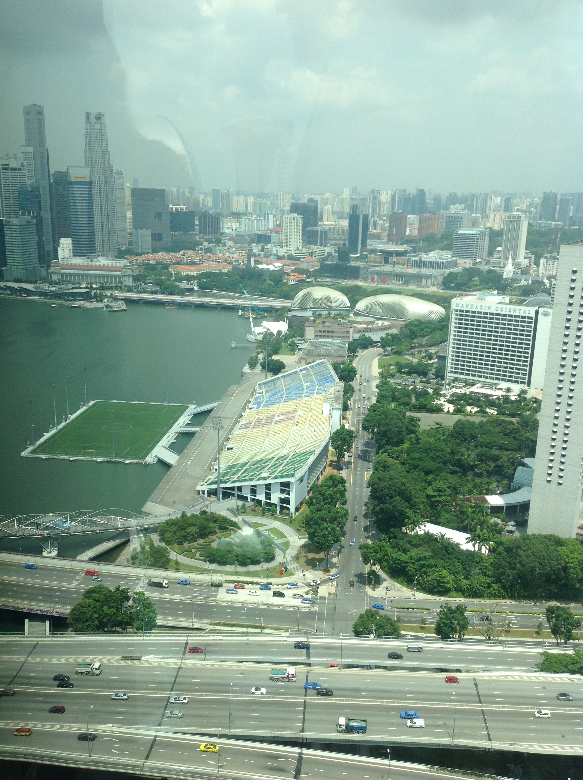 A Trip To Singapore Cubical Earth Luge Ampamp Skyline 2x